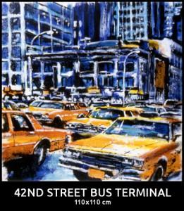 42nd Street Bus Terminal