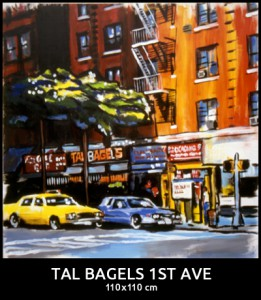 Tal Bagels 1st Ave