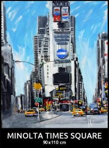 Minolta Times Square