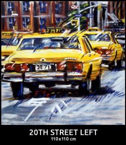 Left 20th Street