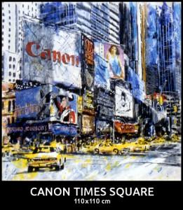 Canon Times Square
