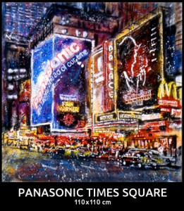 Panasonic Times Square