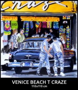 Venice Beach T Craze