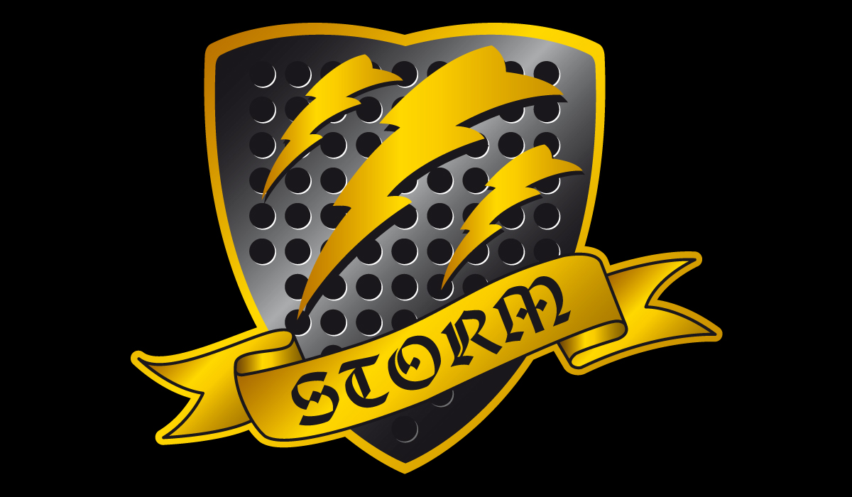 Logo · Storm American Football Club