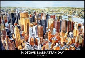 Midtown Manhattan Day